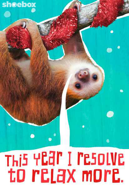 new-year-sloth