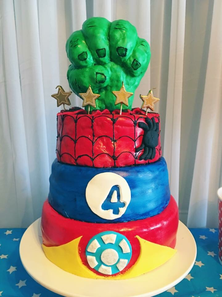 Marvelous Birthday Cake Mgpcpastors Blog
