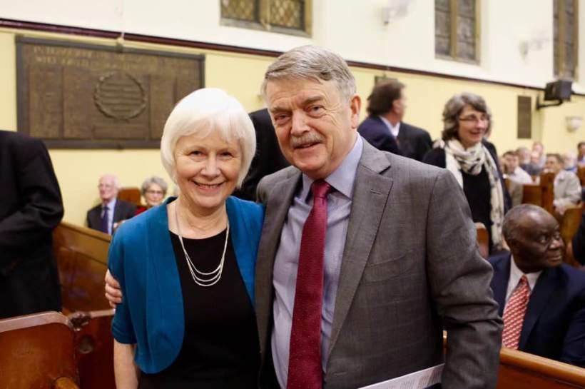 John and Paula Wilson